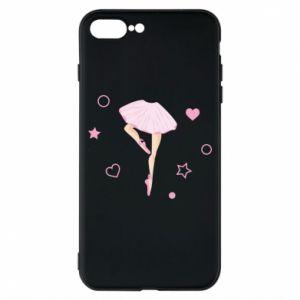 Etui na iPhone 8 Plus Balet