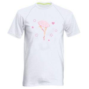 Men's sports t-shirt Ballet