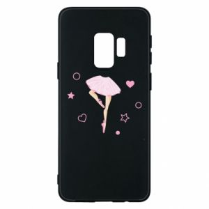 Etui na Samsung S9 Balet