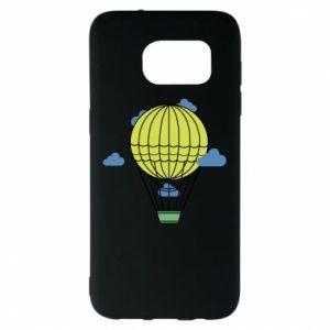 Samsung S7 EDGE Case Balloon