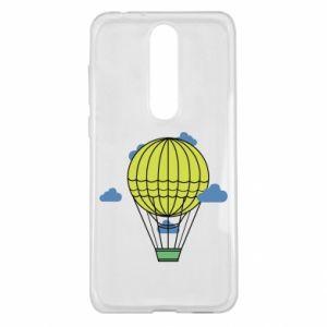 Nokia 5.1 Plus Case Balloon