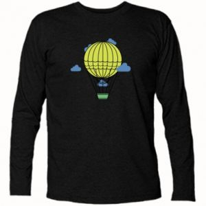 Koszulka z długim rękawem Balon