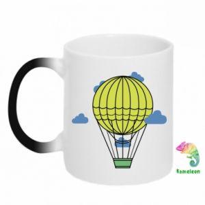 Chameleon mugs Balloon