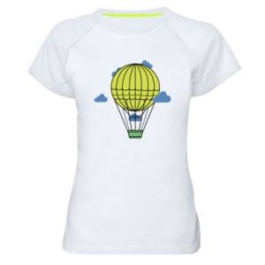 Women's sports t-shirt Balloon