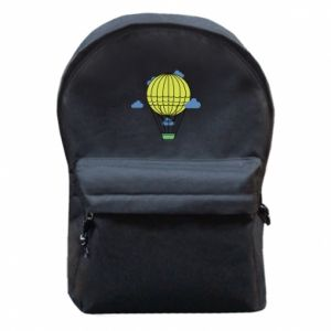 Backpack with front pocket Balloon