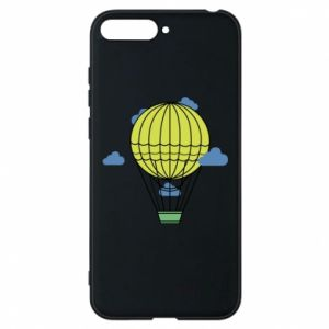 Phone case for Huawei Y6 2018 Balloon
