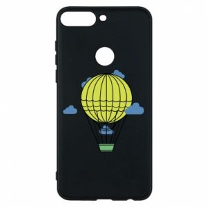 Phone case for Huawei Y7 Prime 2018 Balloon