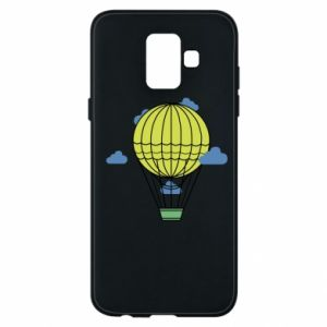 Phone case for Samsung A6 2018 Balloon