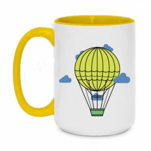 Two-toned mug 450ml Balloon