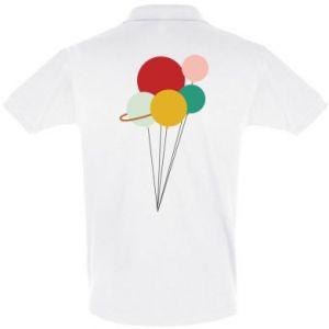 Koszulka Polo Balony planety