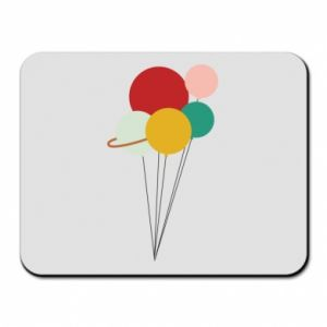 Mouse pad Planet balloons