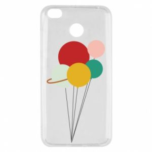 Xiaomi Redmi 4X Case Planet balloons