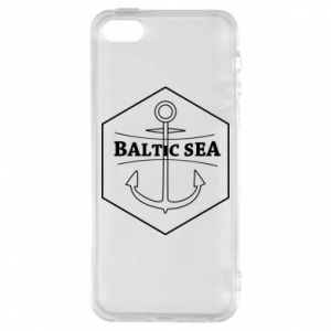 iPhone 5/5S/SE Case Baltic Sea