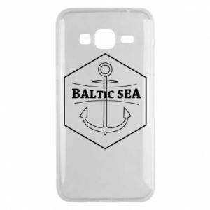 Samsung J3 2016 Case Baltic Sea