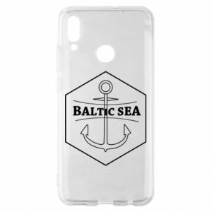 Huawei P Smart 2019 Case Baltic Sea