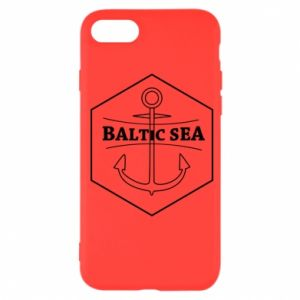 iPhone SE 2020 Case Baltic Sea