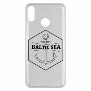 Huawei Y9 2019 Case Baltic Sea