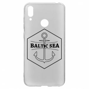 Huawei Y7 2019 Case Baltic Sea