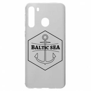 Samsung A21 Case Baltic Sea