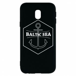 Samsung J3 2017 Case Baltic Sea