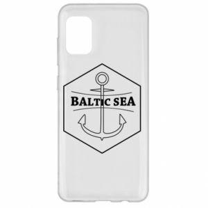 Samsung A31 Case Baltic Sea