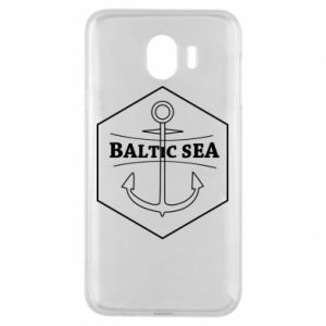 Samsung J4 Case Baltic Sea