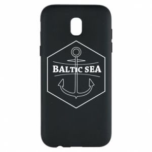 Samsung J5 2017 Case Baltic Sea