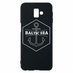 Samsung J6 Plus 2018 Case Baltic Sea