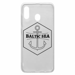 Samsung A20 Case Baltic Sea