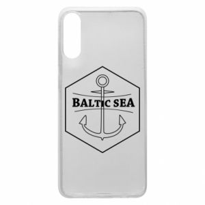 Samsung A70 Case Baltic Sea