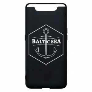 Samsung A80 Case Baltic Sea