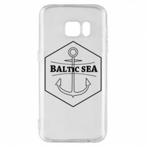 Samsung S7 Case Baltic Sea