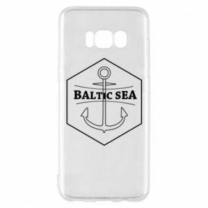 Samsung S8 Case Baltic Sea