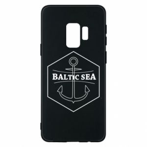 Samsung S9 Case Baltic Sea