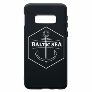 Samsung S10e Case Baltic Sea