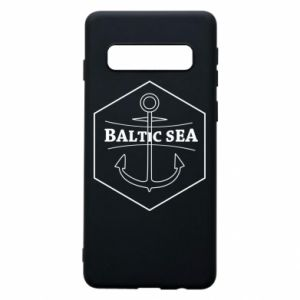 Samsung S10 Case Baltic Sea
