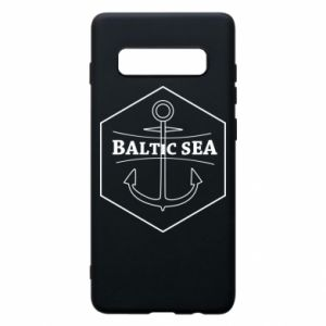 Samsung S10+ Case Baltic Sea