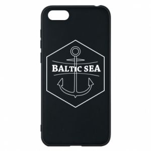 Huawei Y5 2018 Case Baltic Sea