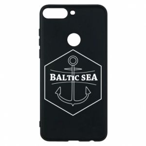 Huawei Y7 Prime 2018 Case Baltic Sea