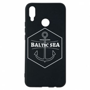 Huawei P Smart Plus Case Baltic Sea