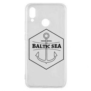 Huawei P20 Lite Case Baltic Sea