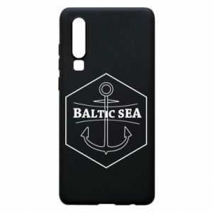 Huawei P30 Case Baltic Sea