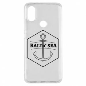 Xiaomi Mi A2 Case Baltic Sea