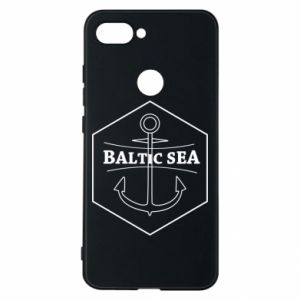 Xiaomi Mi8 Lite Case Baltic Sea