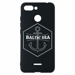 Xiaomi Redmi 6 Case Baltic Sea