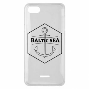 Xiaomi Redmi 6A Case Baltic Sea