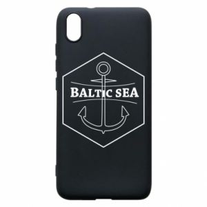 Xiaomi Redmi 7A Case Baltic Sea