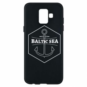 Samsung A6 2018 Case Baltic Sea