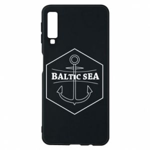 Samsung A7 2018 Case Baltic Sea