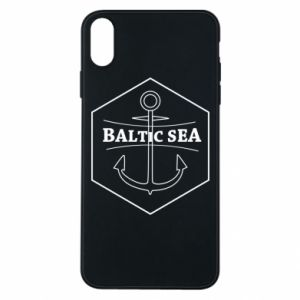 iPhone Xs Max Case Baltic Sea